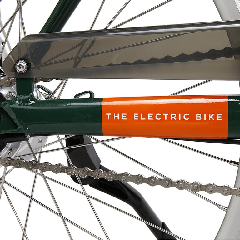 EMU bikes chain guard for ebike