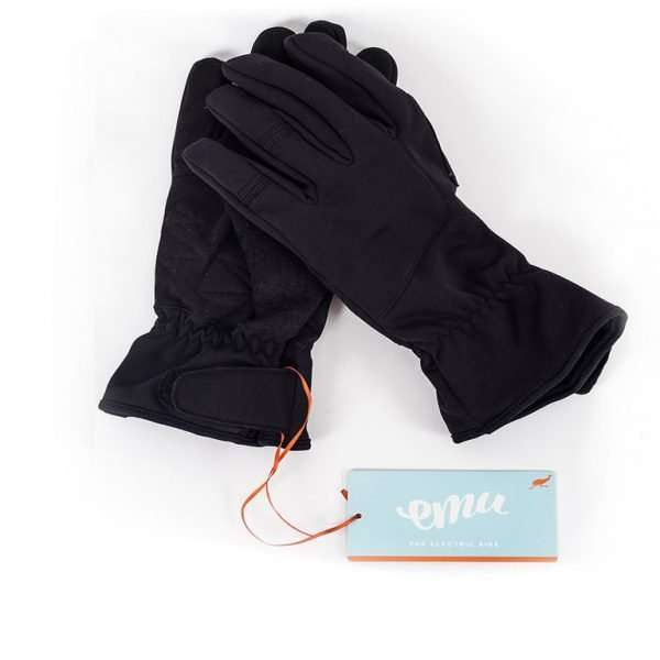 Cycling winter gloves for ebike