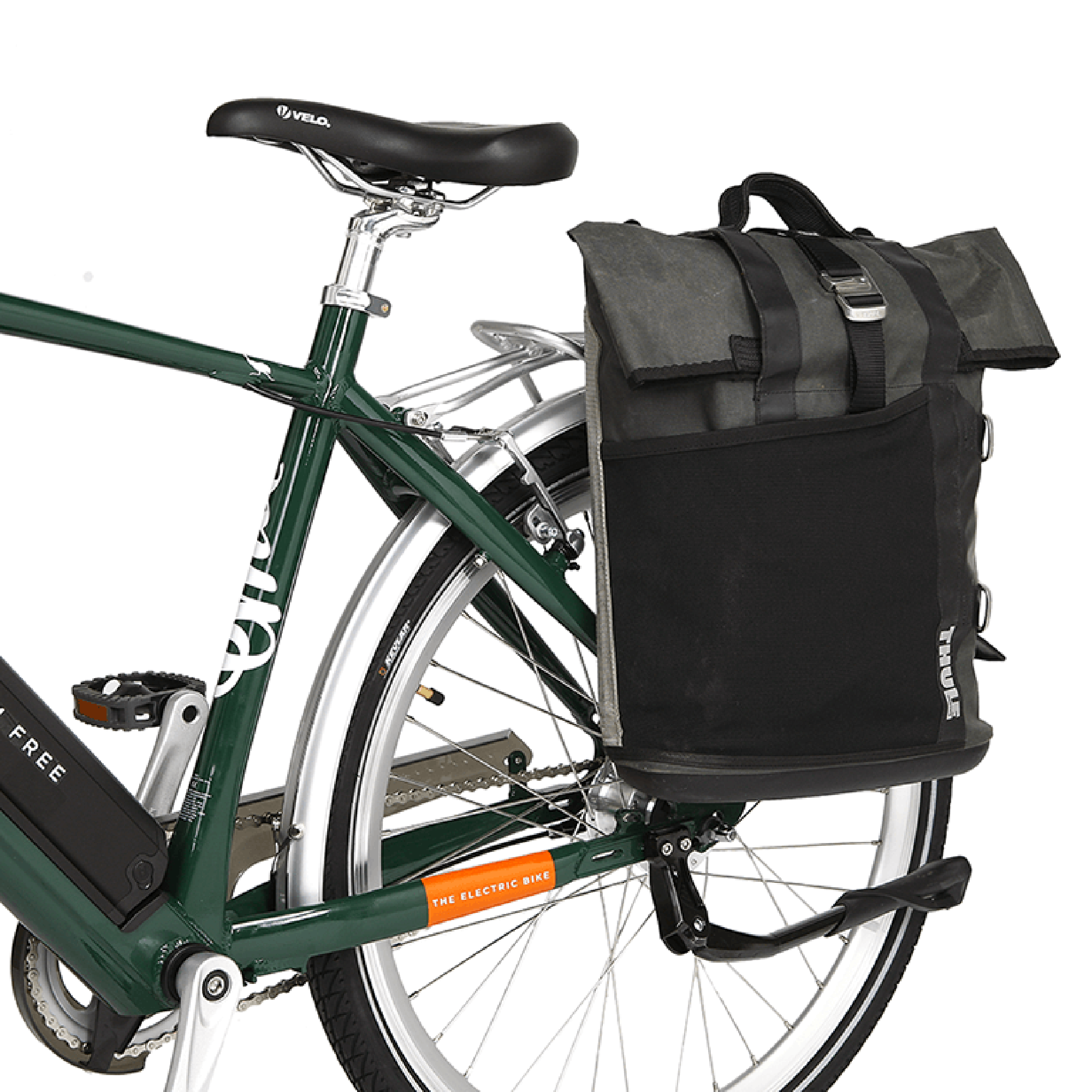 Thule cycle pannier for eBike