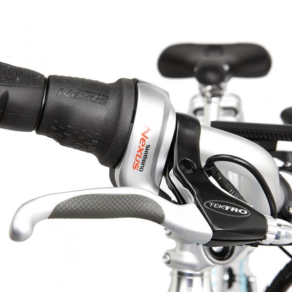 EMU bikes Nexus shifter