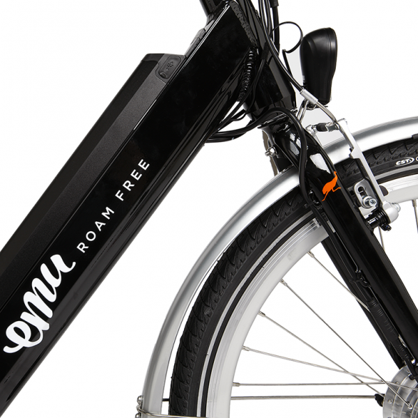 EMU frame battery for ebike
