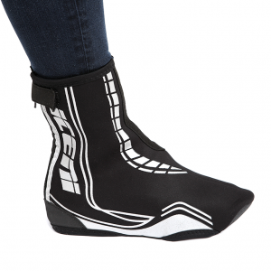 Cycling overshoes for ebike